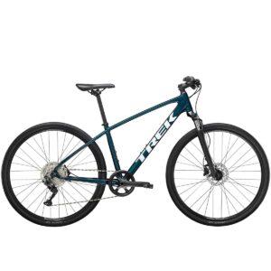 Bicicleta Trek Dual Sport 3 Dark Aquatic