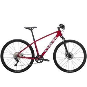 Bicicleta Trek Dual Sport 3 Vermelha