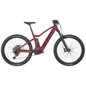 Bicicleta Scott Strike eRIDE 930 Red