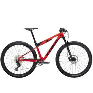 Bicicleta Trek Supercaliber 9.6 Radioactive Red