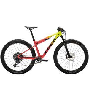 Bicicleta Trek Supercaliber 9.8 GX Radioactive Yellow
