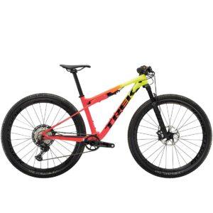 Bicicleta Trek Supercaliber 9.8 XT Radioactive Yellow