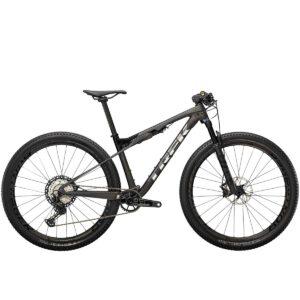 Bicicleta Trek Supercaliber 9.8 XT Raw Carbon