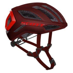 Capacete Scott Centric Plus Sparkling Red